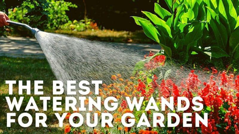 watering wands for gardeners