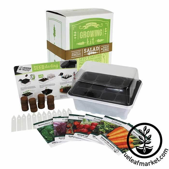 TrueLeaf Market Seed Starter Kit